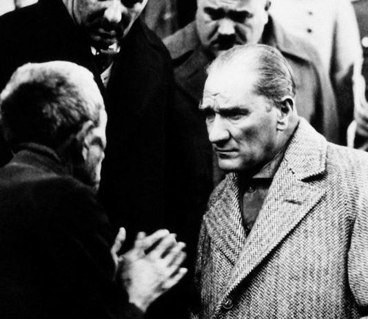 Atatürk, alanya atatürk, tyrkisk historie