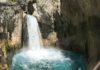 Sapadere vandfaldet, sapadere landsbyen, oplevelser i Alanya, alanya ting at se, alanya vandfald