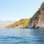 Fosforlu Mağara, Alanya grotter, bådtur alanya, grotter i klipper, alanya