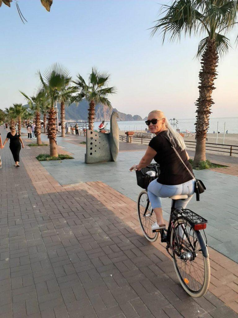 Sykkel i Alanya